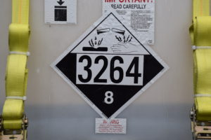 hazmat sticker